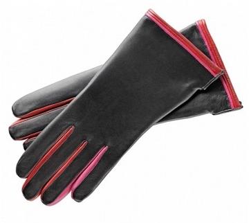 Bild von Handschuhe Roeckl Damen Farbenmix multi ruby