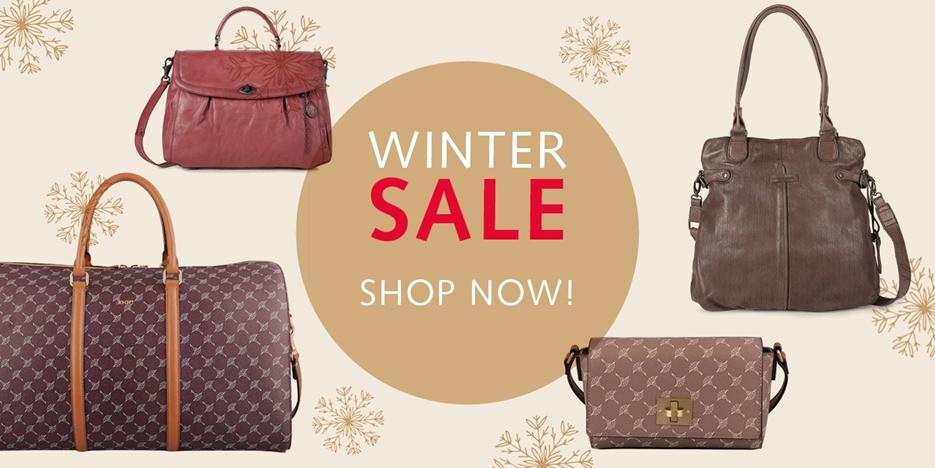 Winter Ausverkauf – bei Gallant