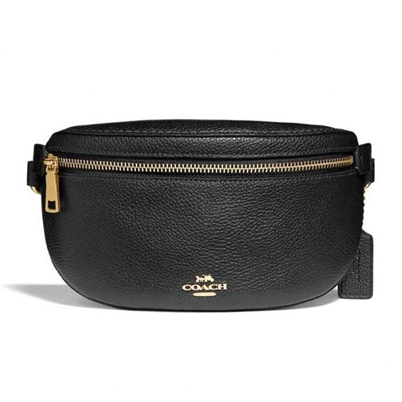 Coach Belt Bag Gürteltasche black