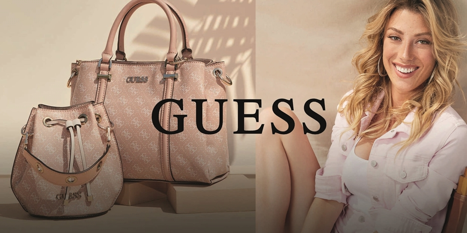 NEW IN // GUESS