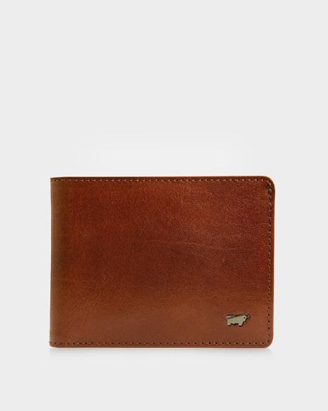 Bild von Braun Büffel COUNTRY RFID Geldbörse 12CS palisandro