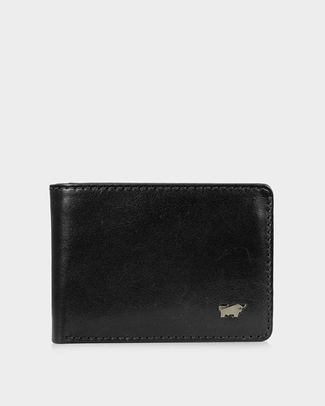 Bild von Braun Büffel COUNTRY RFID Geldbörse 2+3CS schwarz